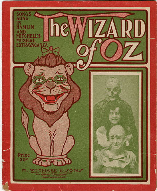 The Wizard of Oz, 1902