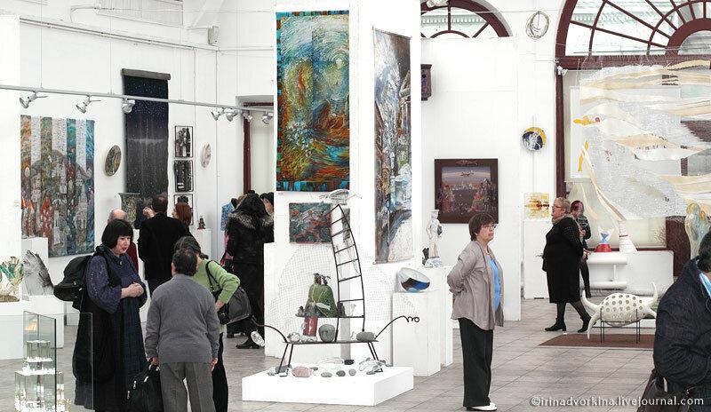 «Весна…» Выставка АХДИ