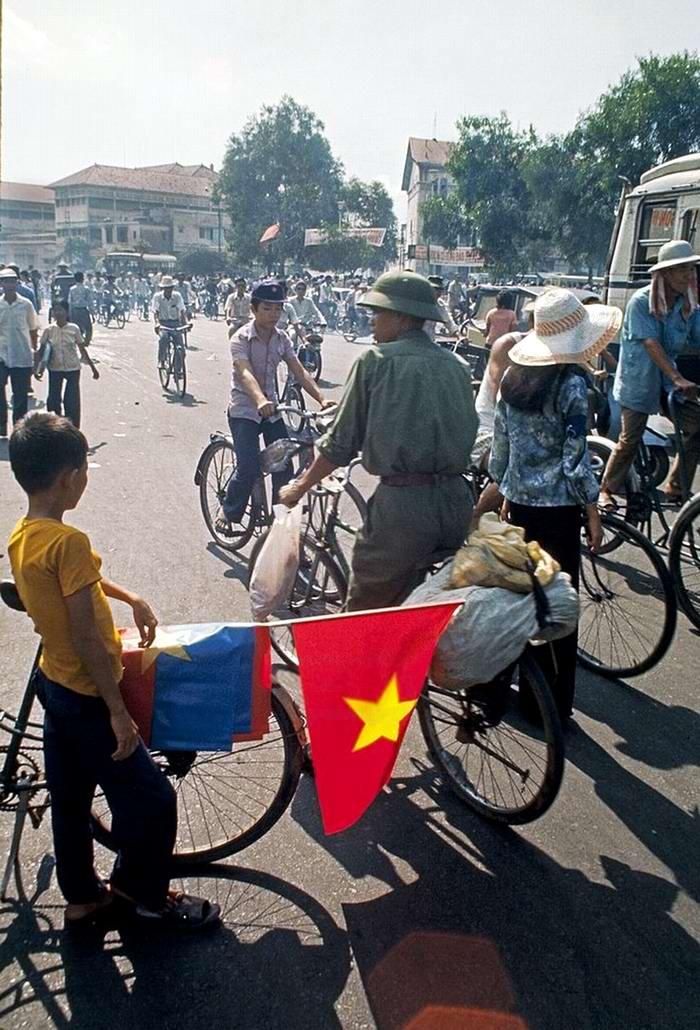 Освобождение Сайгона: как это было! К 40-летию со Дня Победы Вьетнама (США) (45)