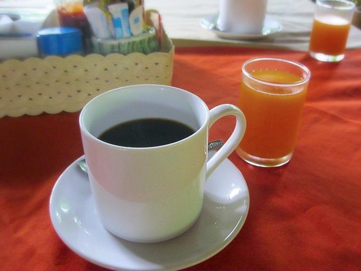 Завтрак в отеле И восхищение русскими мужчинами в виде добавки ))