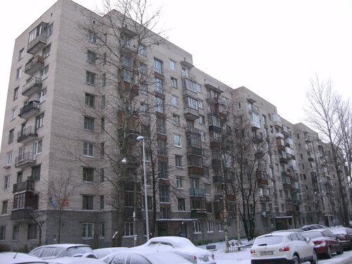 Пулковская ул. 3
