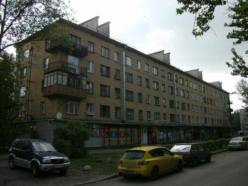 ул. Ольминского 14
