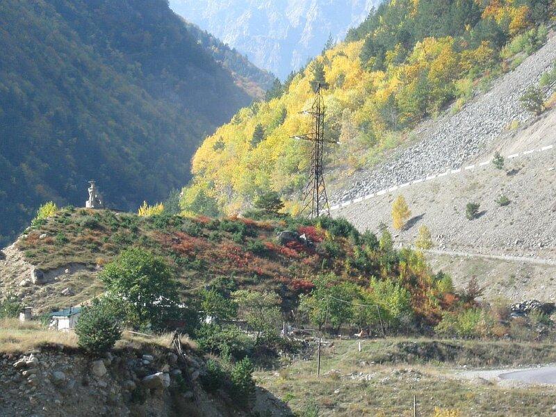 Начало Цейского ущелья. Осетия. (IMG_9664.JPG)