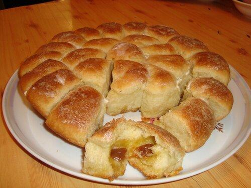 рецепты пирогов в духовке с вареньем с фото
