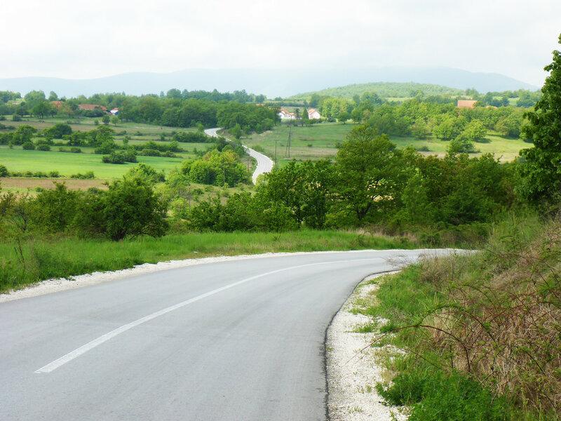 дорога на село злот