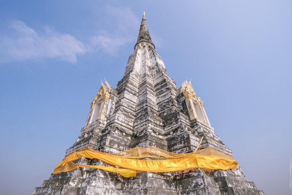 Тайланд. Аютайя– часть2