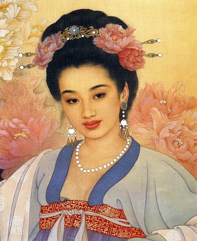 Самые красивые китаянки (21 фото )