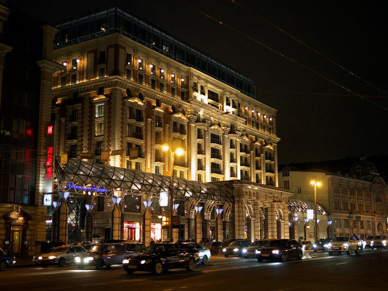 Гостиница Риц-Карлтон