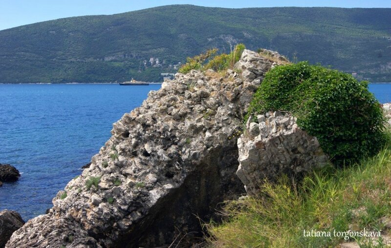 Руины крепости Цитадель