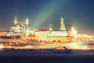 Казань картинки зимой фото
