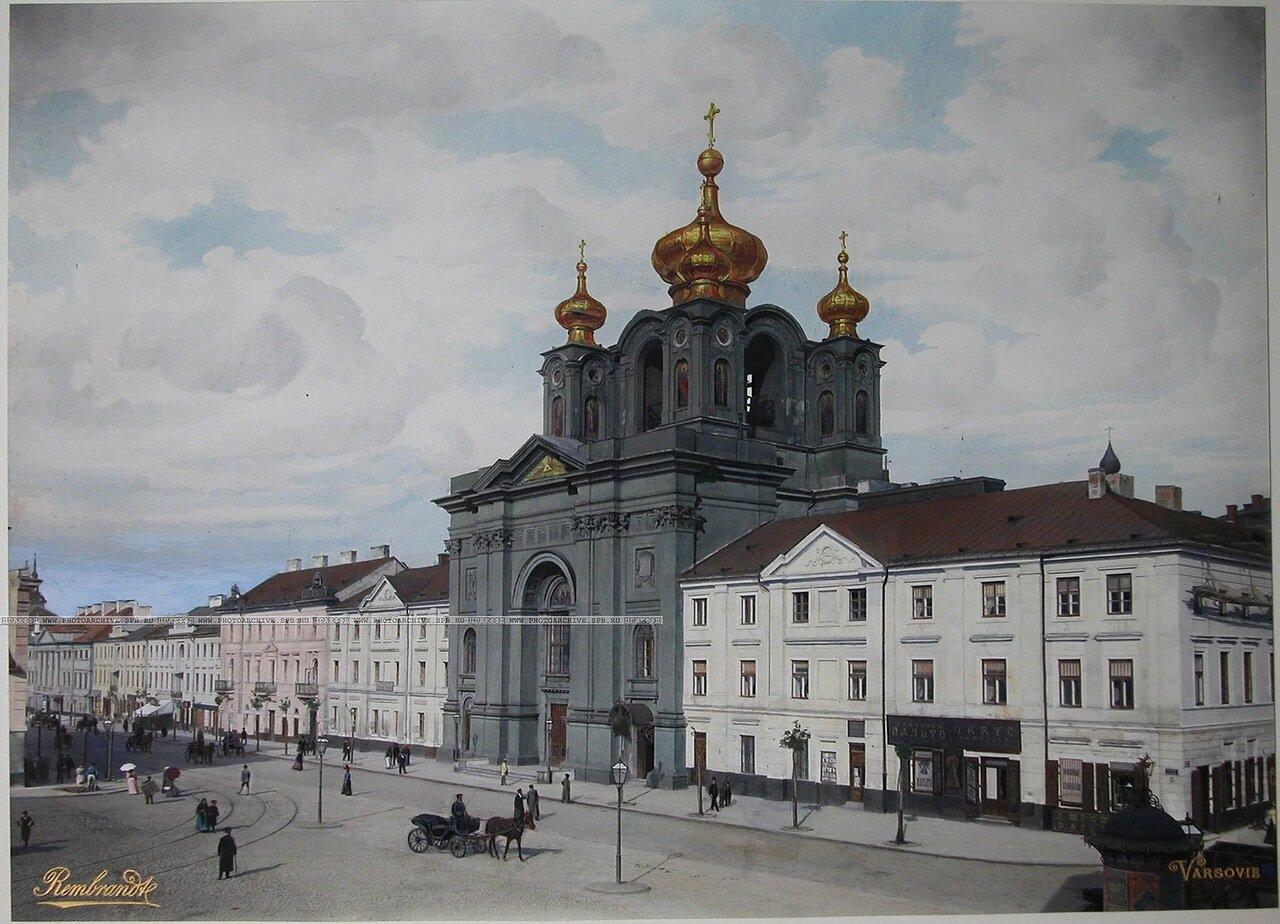 Вид на Православный кафедральный собор