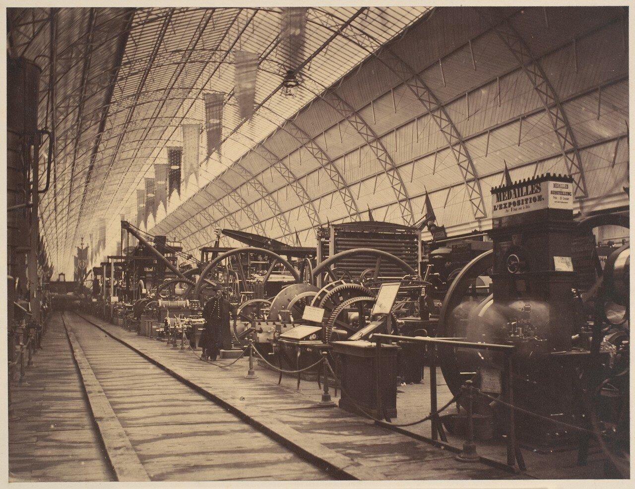 1855. Павильон Всемирной Выставки