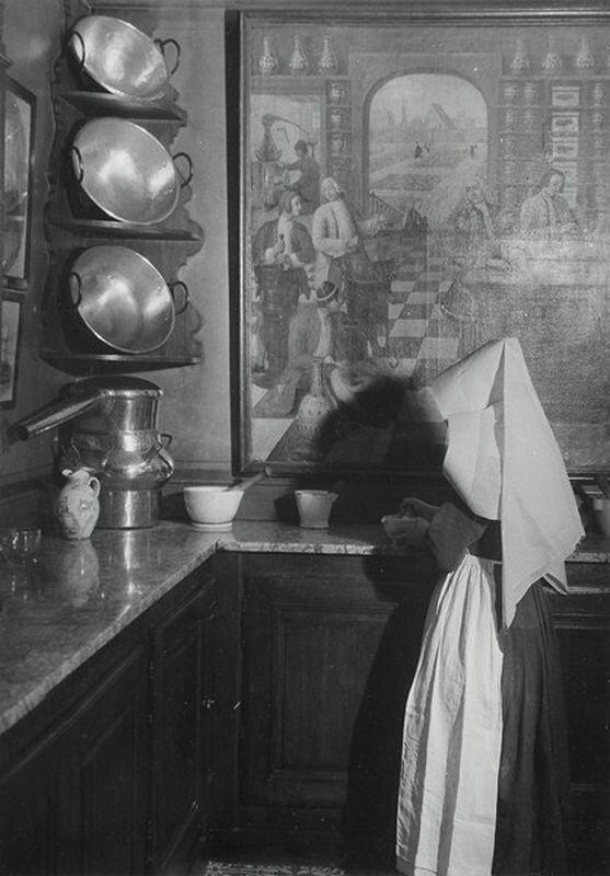 1951. Хоспис