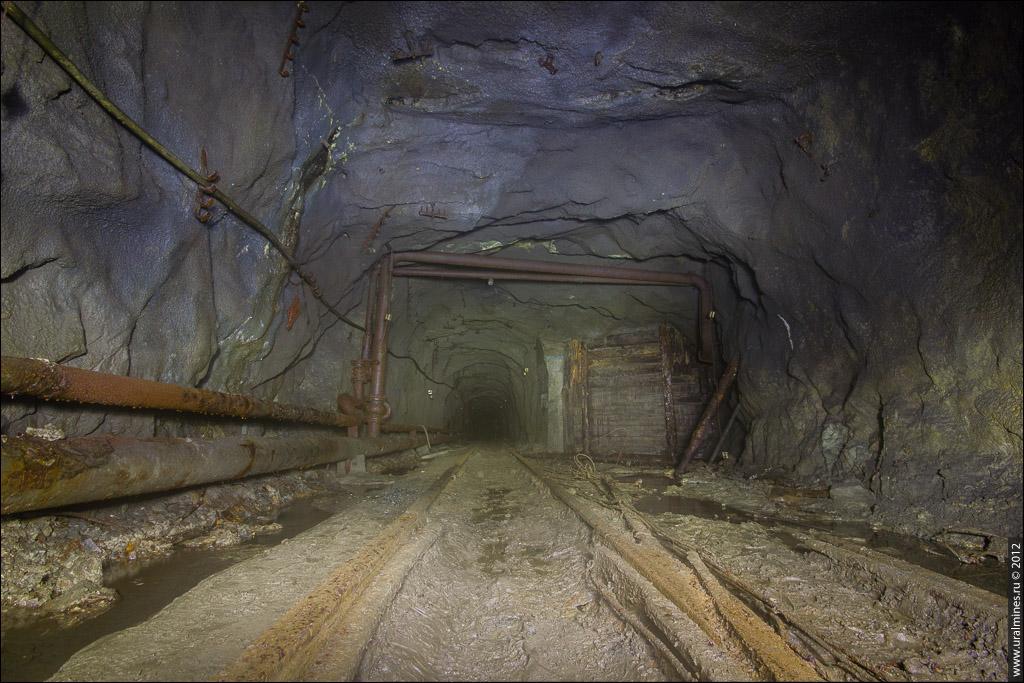 Здравствуй, шахта, Новый Год!