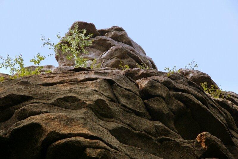 Скалы Семибратской горы