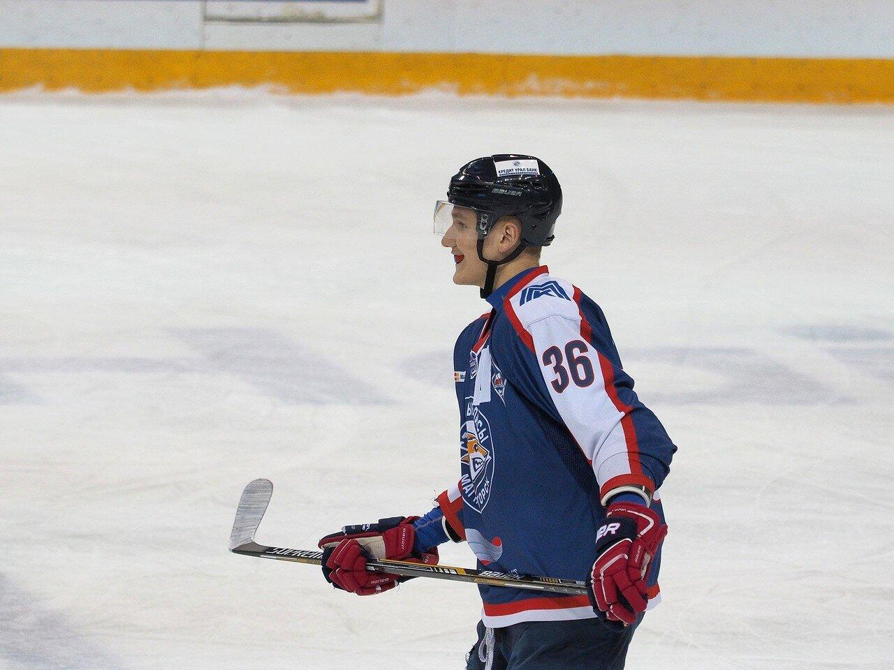 35Стальные Лисы - Омские Ястребы 13.12.2016