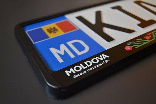 Минтранспорта Молдовы введет новые регистрационные номера