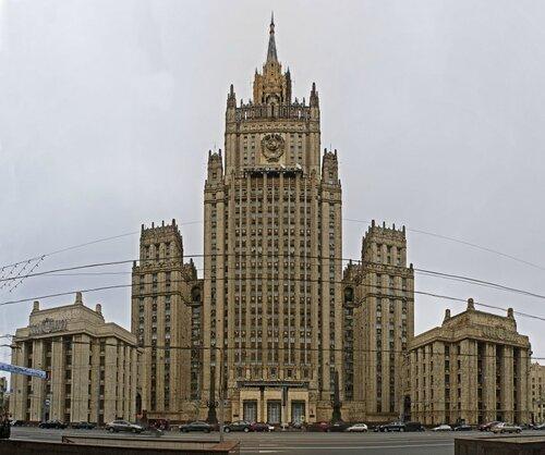 Российский МИД в годовом отчёте лишь упомянул Молдову