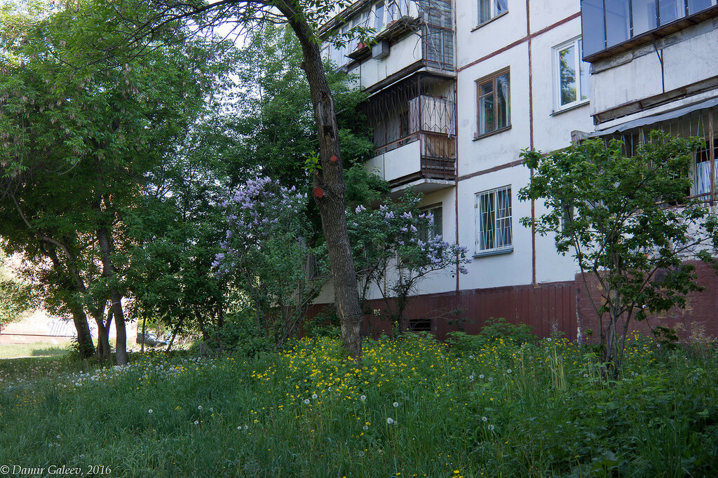 7 микрорайон (Челябинск) 24 мая
