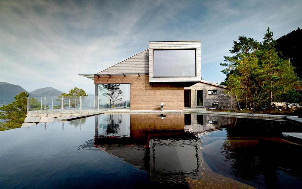Дом для отдыха в Норвегии