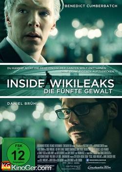 Inside Wikileaks - die fünfte Gewalt (2013)