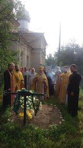 Adunarea preoților în s.Bisericani.