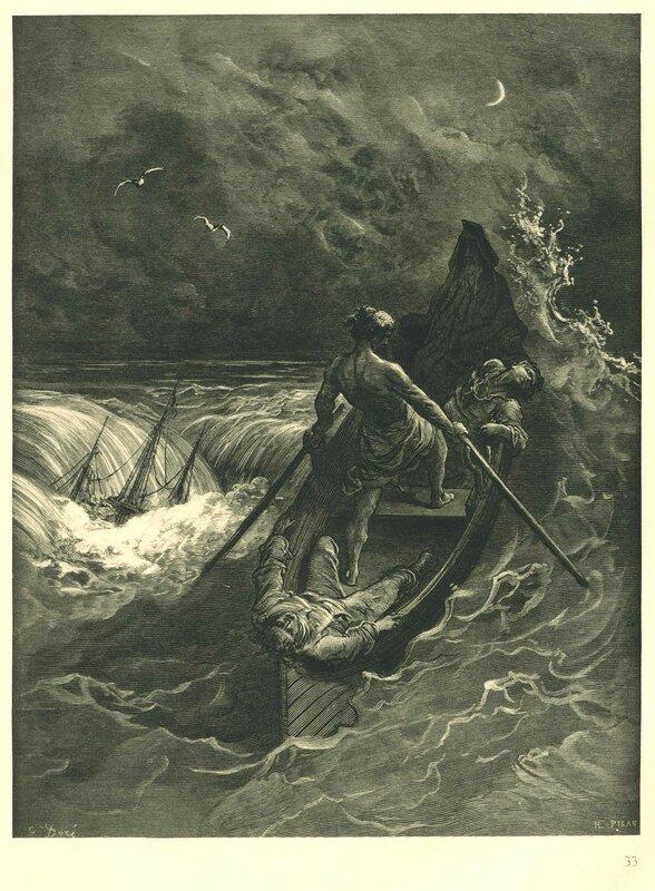 Старый моряк