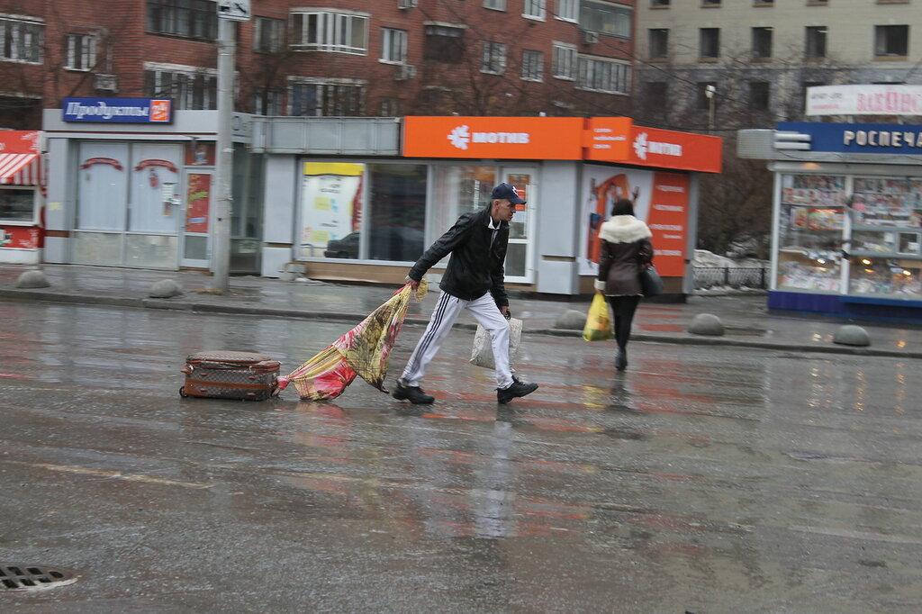 городские сумасшедшие москвы фото мало