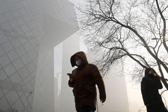 Ученые узнали  причину «вечного смога» над Пекином