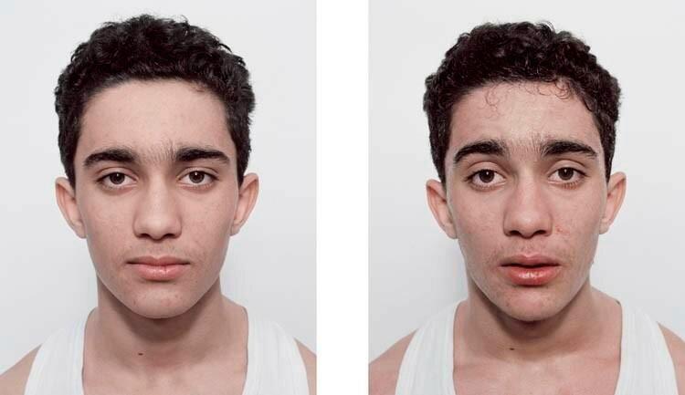 Фотографии мальчиков и девочек боксеров после боя