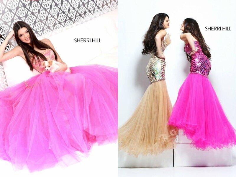 Модные дорогие платья для выпускного вечера (фотографии)