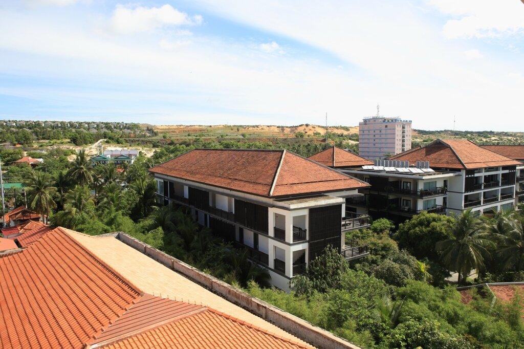 Наш батонский отпуск в Муи Не (Вьетнам). Отель