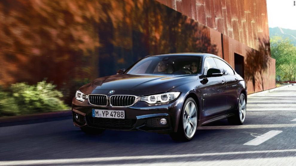 BMW 4, ставшая родолжением BMW 3, одной самых успешных серий BMW вообще, была представлена в 2014 и