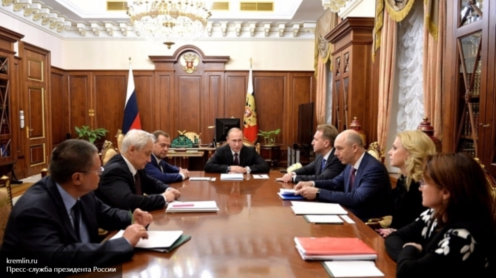 Президиум финансового совета будет работать часто