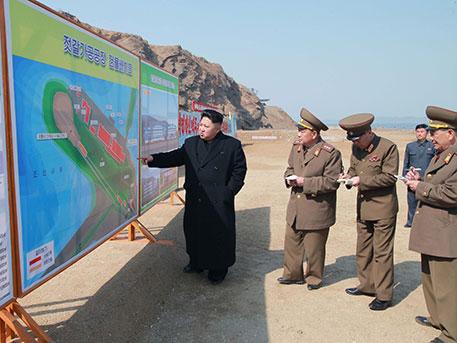 Пропал главный казначей Ким Чен Ына