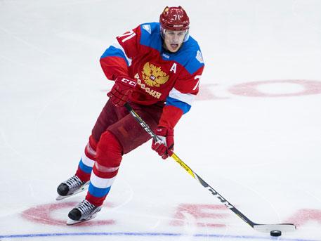 Малкин стал девятым всписке результативности НХЛ