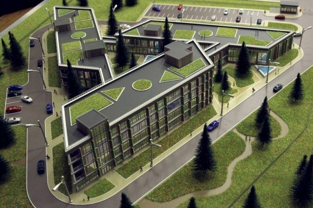 Алтайский губернатор поручил построить два медицинских центра вБарнауле