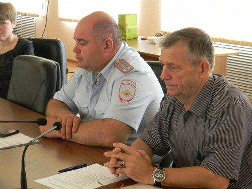 административная комиссия района