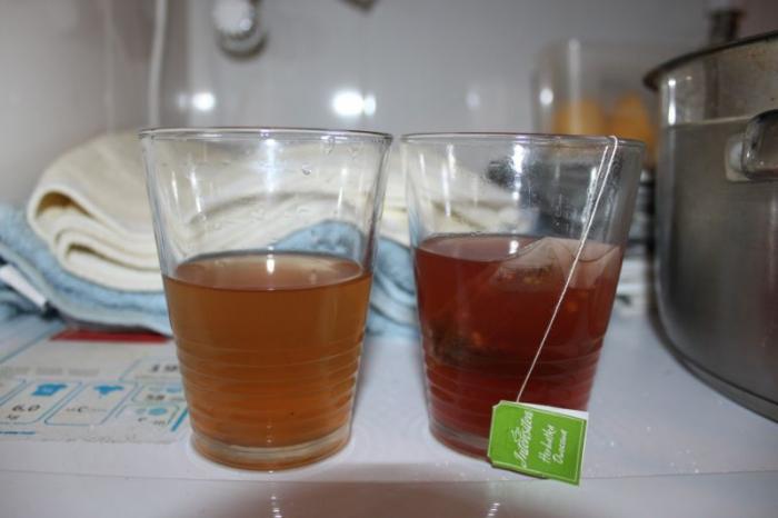 Чай из стиральной машины