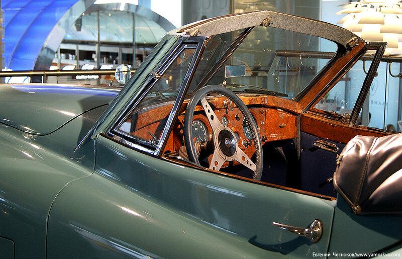 14. Автовилль. 17.04.12.031.Ягуар XK120 1956..jpg