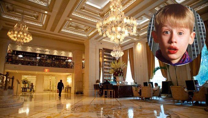 Жить, как в кино! Красивые отели в которых снимались знаменитые фильмы   сколько стоит номер