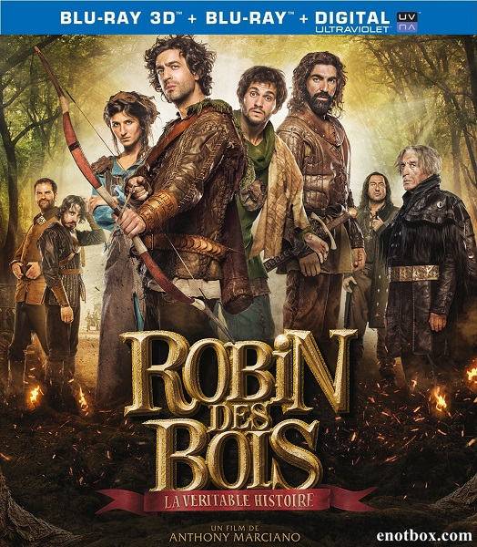 Робин Гуд, правдивая история / Robin des Bois, la véritable histoire (2015/BDRip/HDRip)