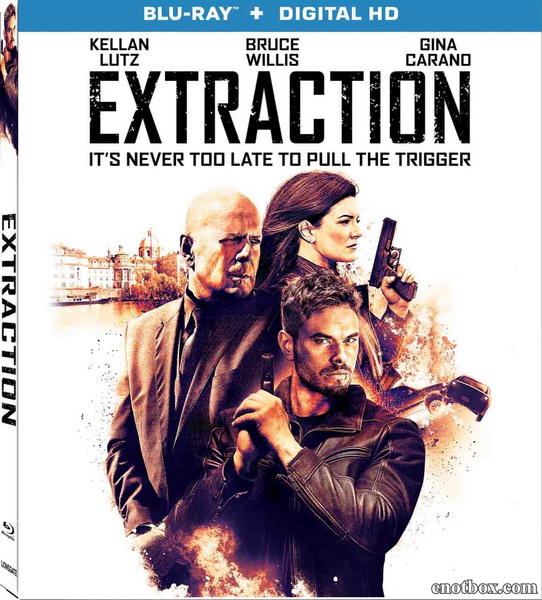 Спасение [Расширенная версия] / Extraction [EXTENDED] (2015/BDRip/HDRip)