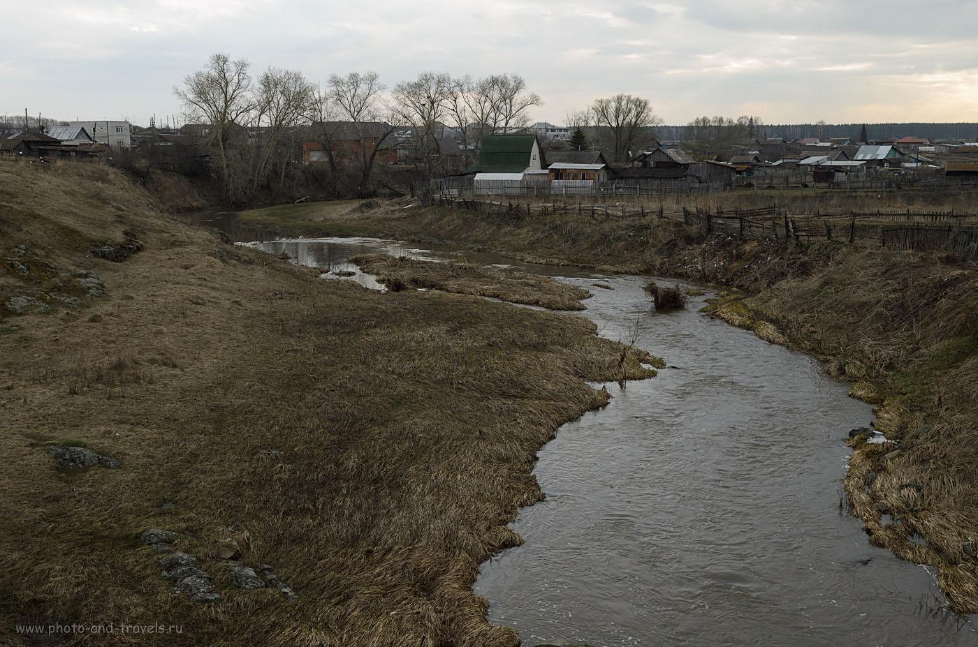 Фото 3. Как добраться на автомобиле. Вид на окрестности деревни Покровское по пути к порогу Ревун.