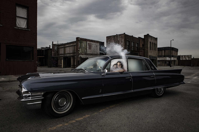 Фантазии о послевоенной жизни в фотопроекте Hysteria by Formento & Formento