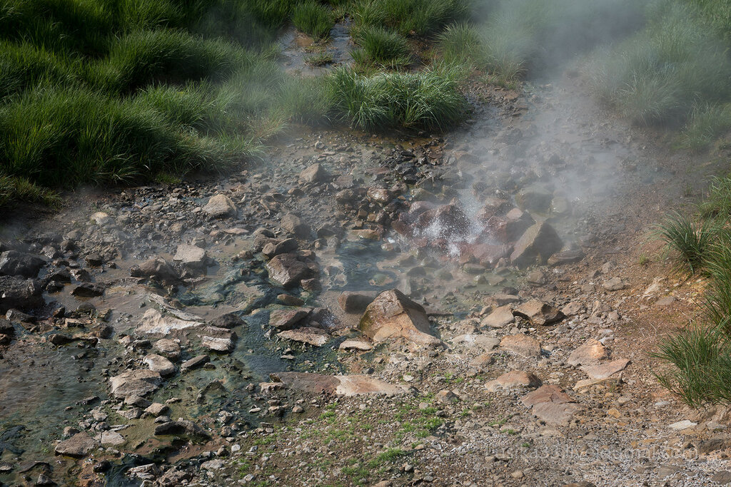 Камбальный хребет, Верхне-камбальные источники