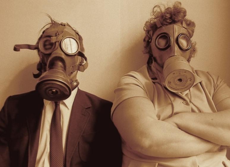 грязный воздух