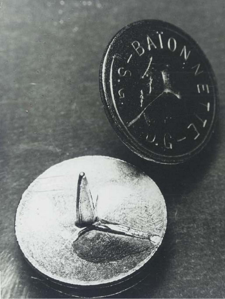 1932. Крупномасштабная съемка объекта. Кнопки