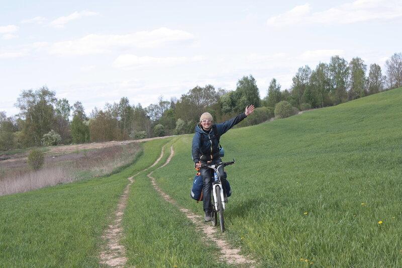 Велосипедный поход по Белоруссии