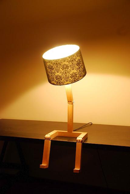 Простая лампа, может быть милой